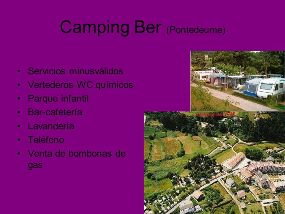 Camping Ber (Pontedeume)