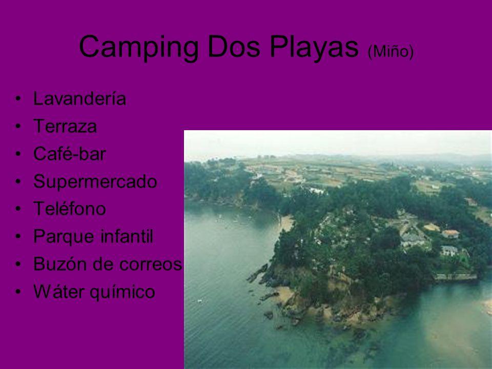 Camping Dos Playas (Miño)