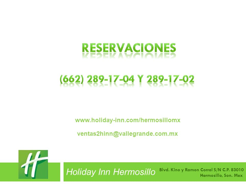 Holiday Inn Hermosillo