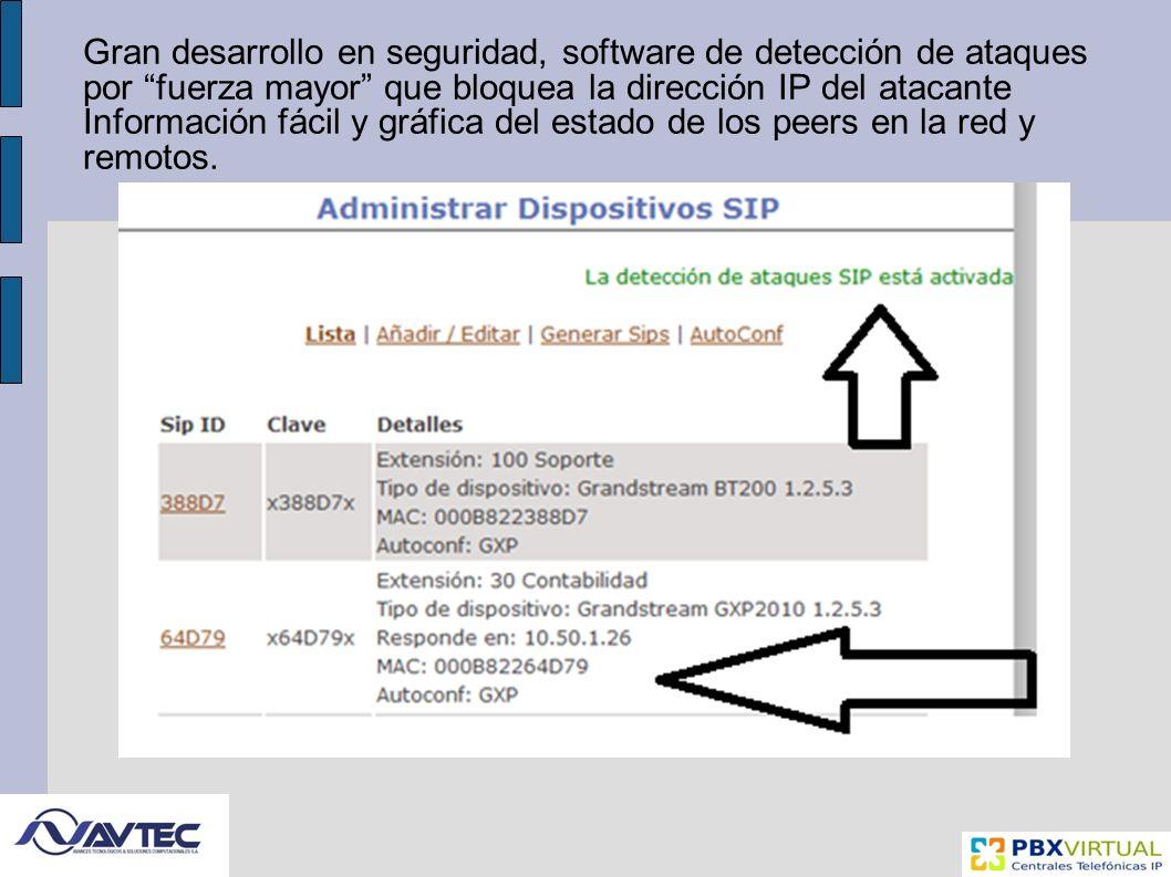 Gran desarrollo en seguridad, software de detección de ataques por fuerza mayor que bloquea la dirección IP del atacante