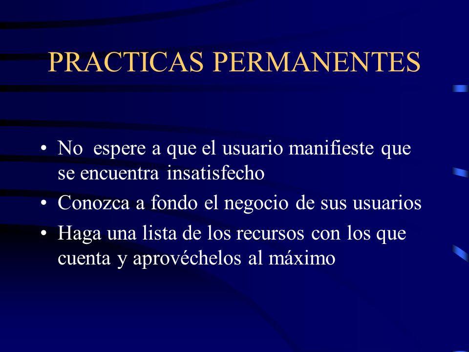 PRACTICAS PERMANENTES