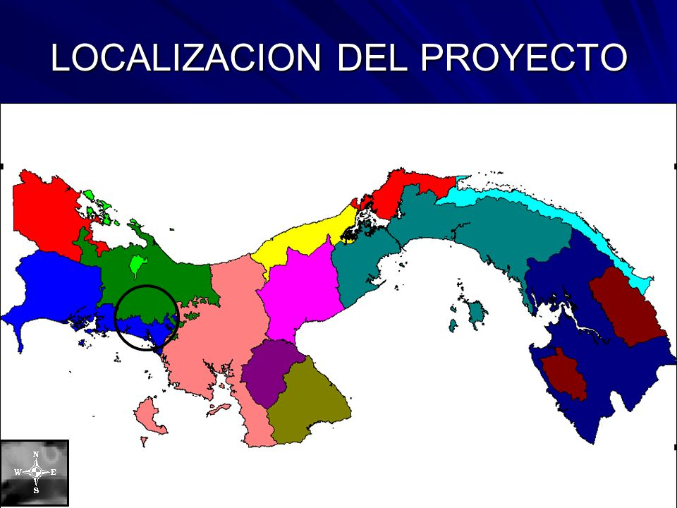 LOCALIZACION DEL PROYECTO
