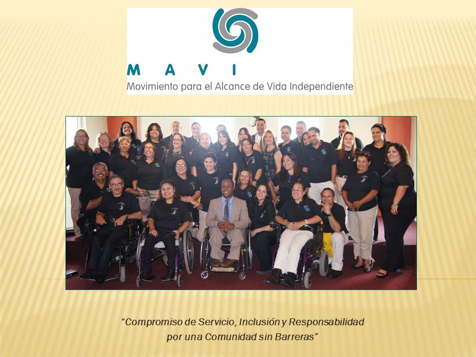 MAVI / Presentación a OVAD