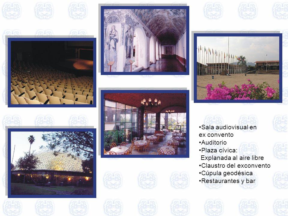Sala audiovisual en ex convento