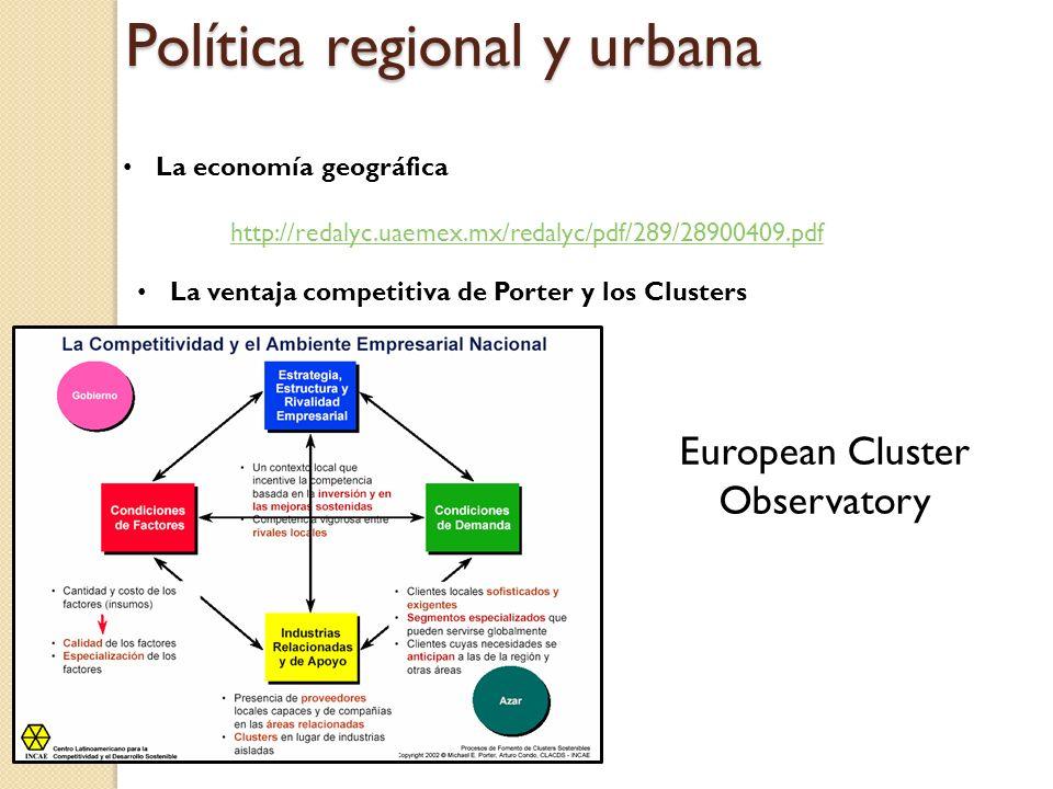 European Cluster Observatory