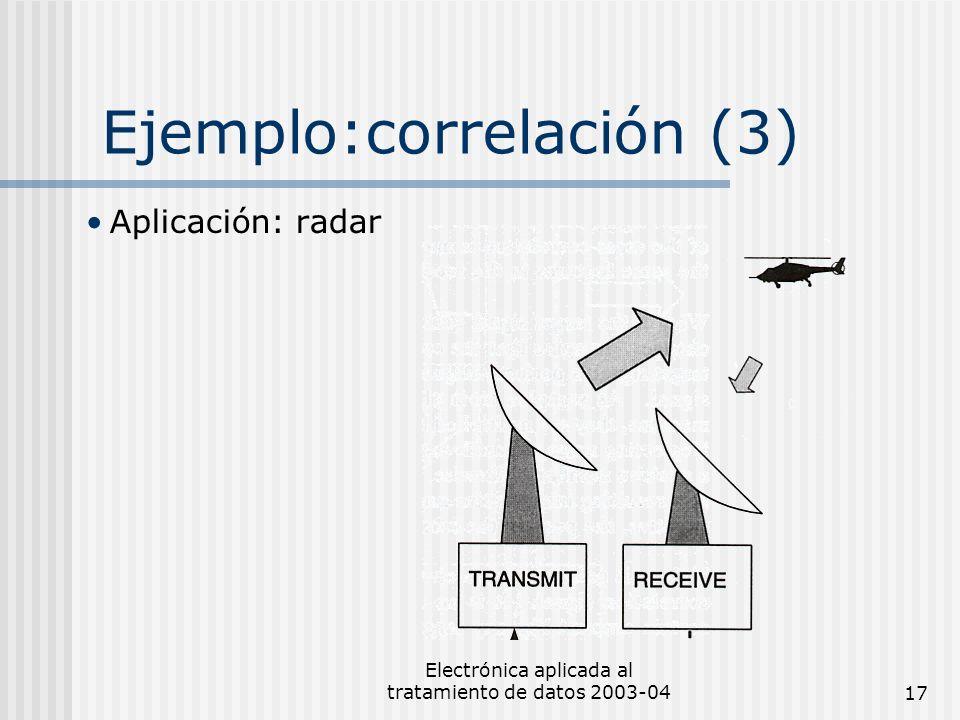 Ejemplo:correlación (3)