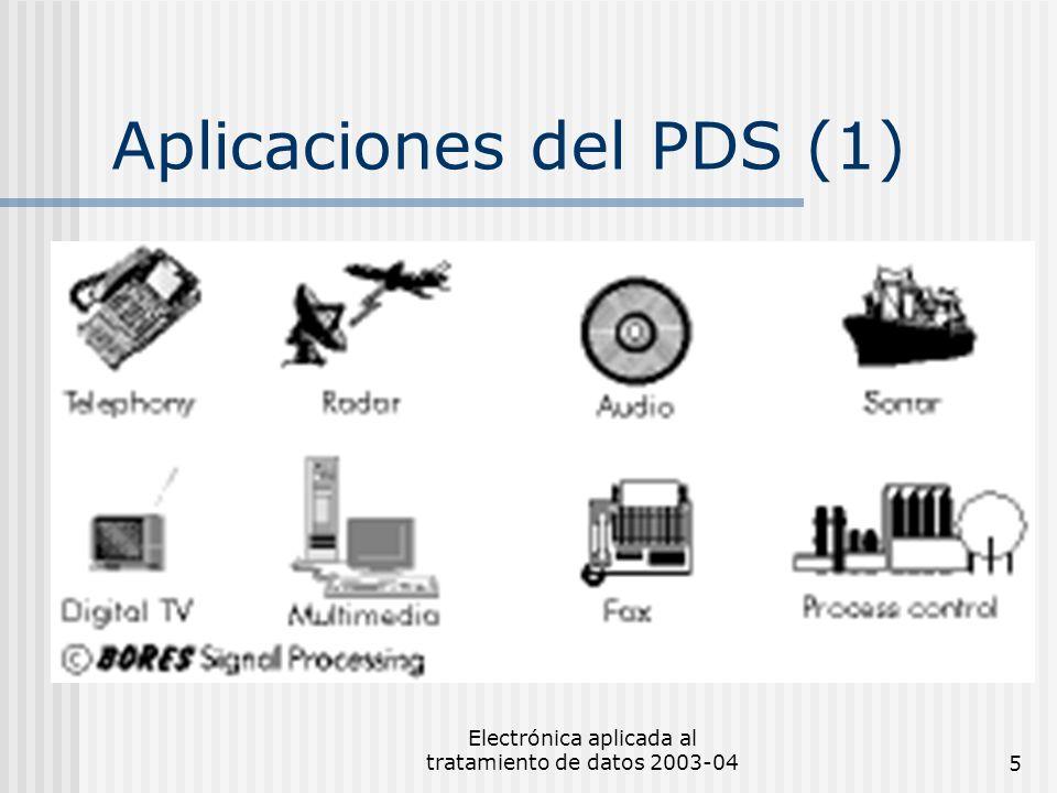 Aplicaciones del PDS (1)