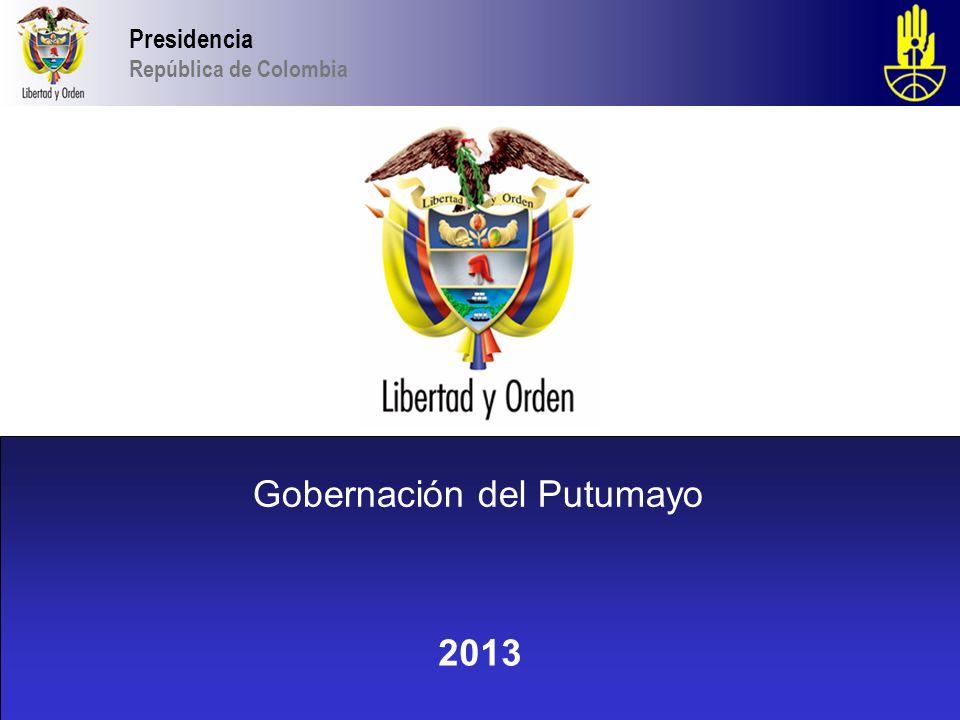 Gobernación del Putumayo