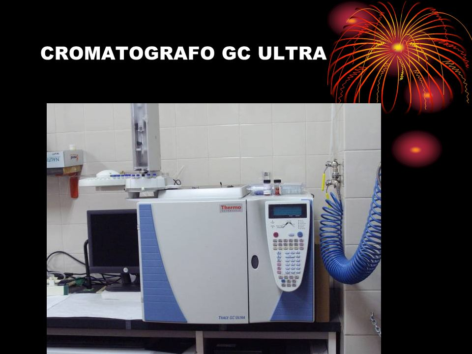 CROMATOGRAFO GC ULTRA