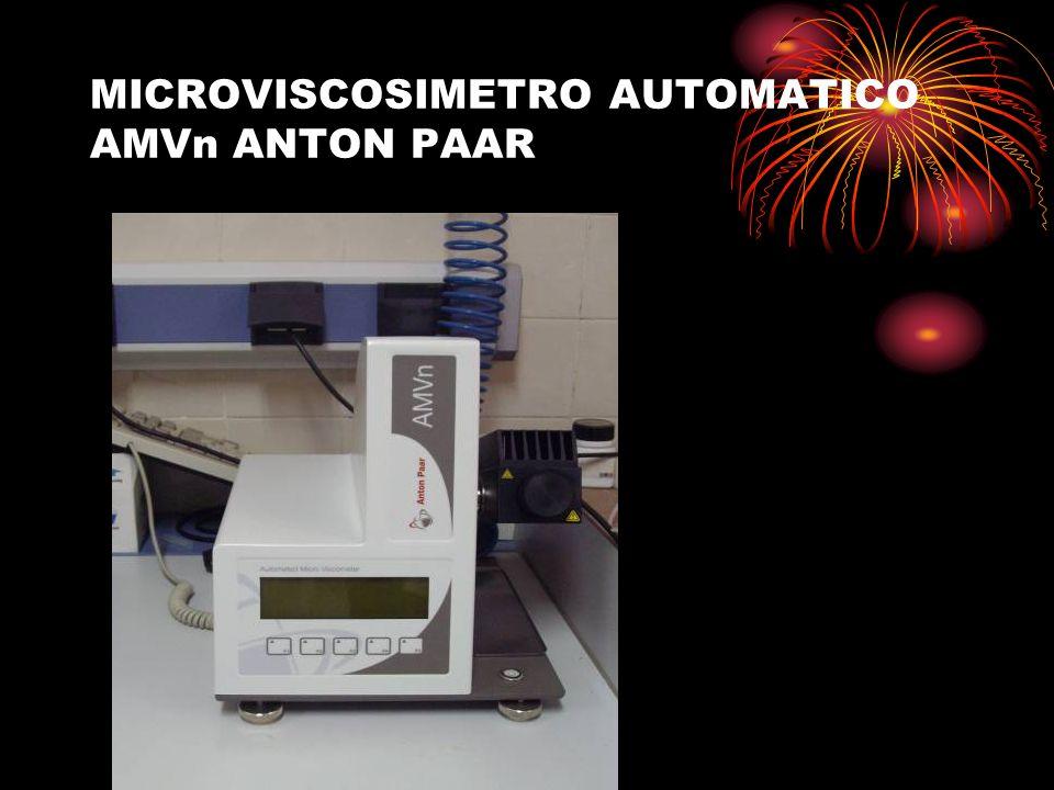 MICROVISCOSIMETRO AUTOMATICO AMVn ANTON PAAR