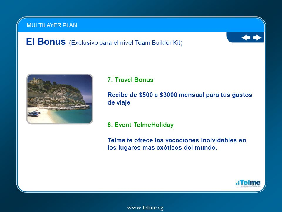 El Bonus (Exclusivo para el nivel Team Builder Kit)
