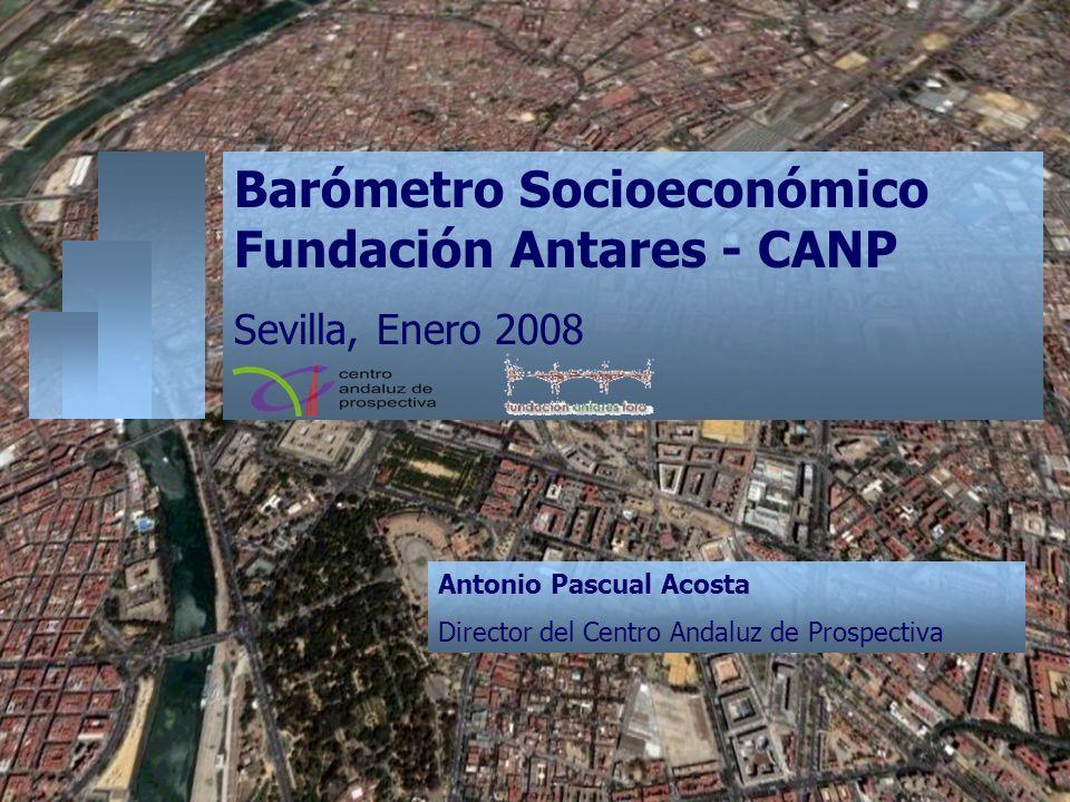 Barómetro Socioeconómico Fundación Antares - CANP