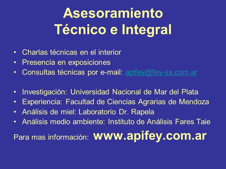 Asesoramiento Técnico e Integral