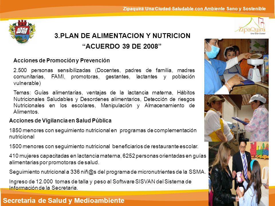 3.PLAN DE ALIMENTACION Y NUTRICION