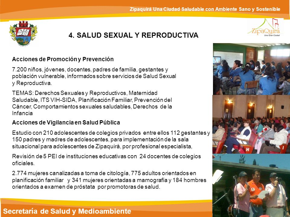 4. SALUD SEXUAL Y REPRODUCTIVA