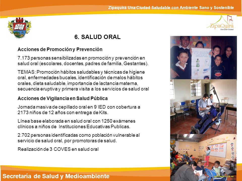 Secretaría de Salud y Medioambiente