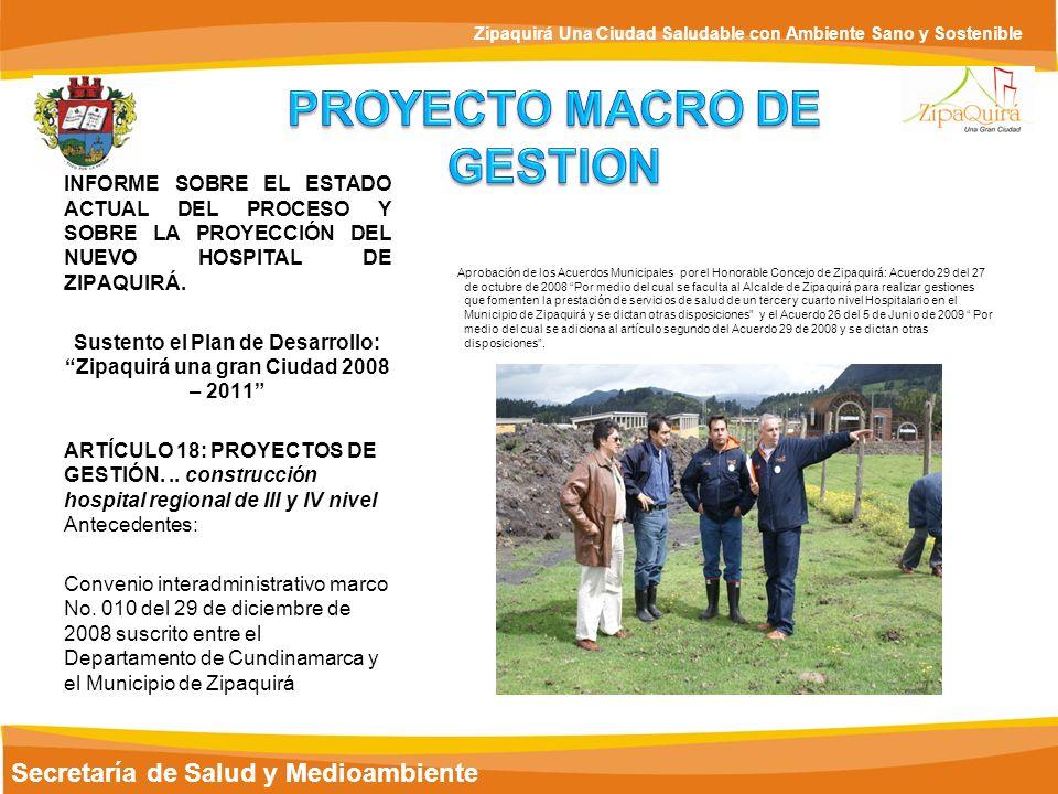 PROYECTO MACRO DE GESTION