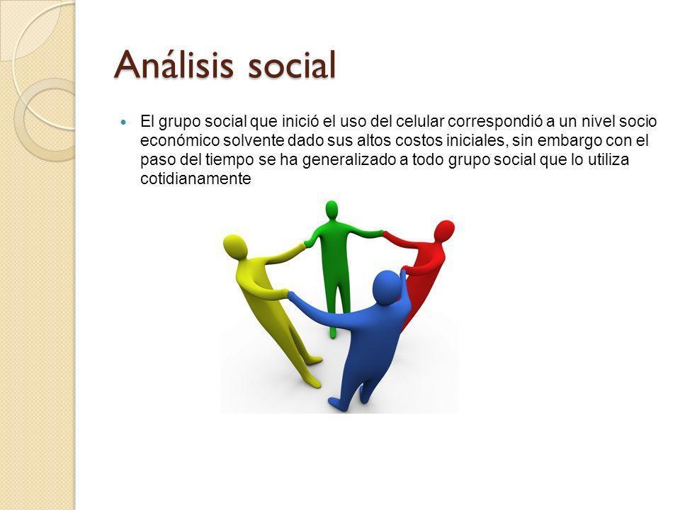 Análisis social