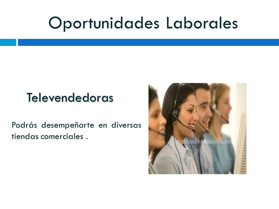 Oportunidades Laborales