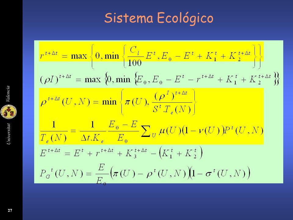 Sistema Ecológico
