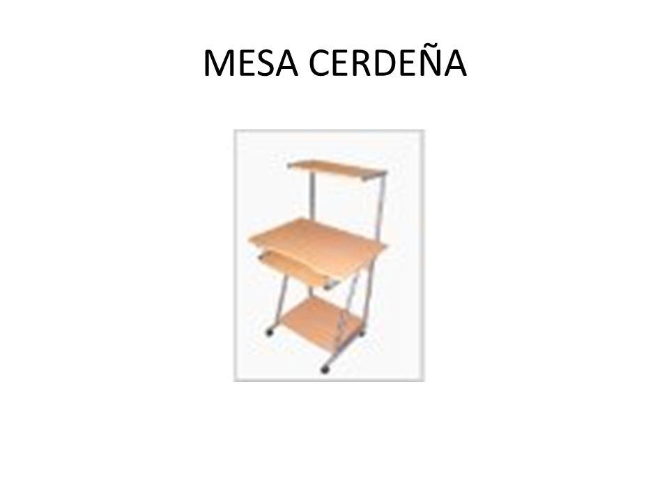 MESA CERDEÑA