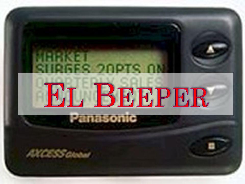 El Beeper