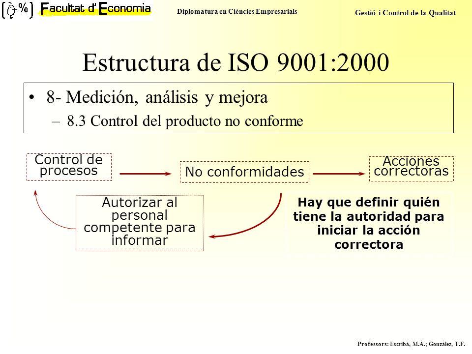 Autorizar al personal competente para informar