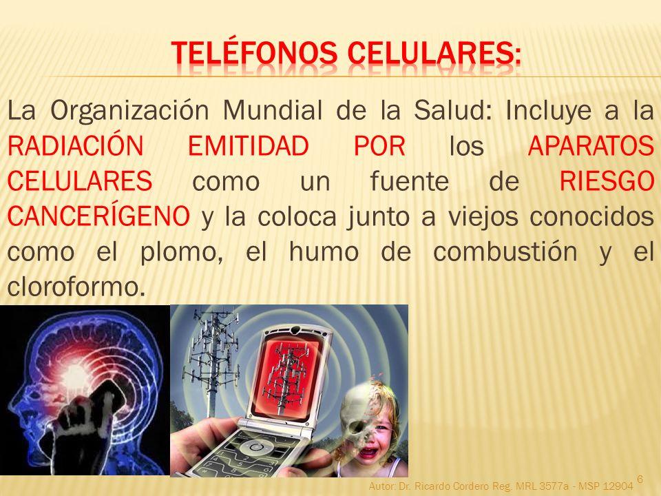 TELÉFONOS CELULARES: