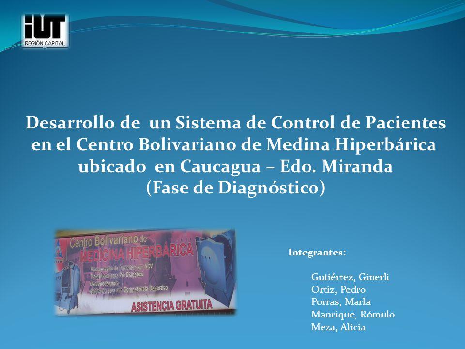 Desarrollo de un Sistema de Control de Pacientes