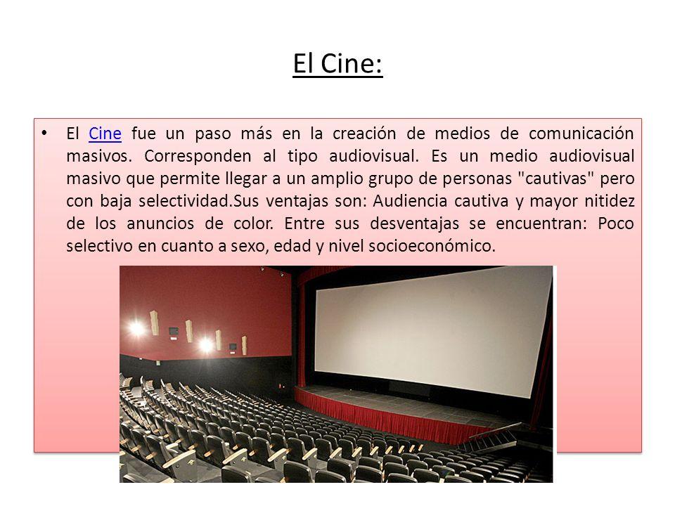 El Cine: