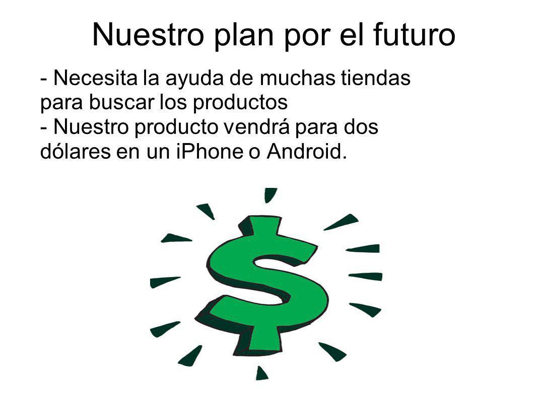 Nuestro plan por el futuro