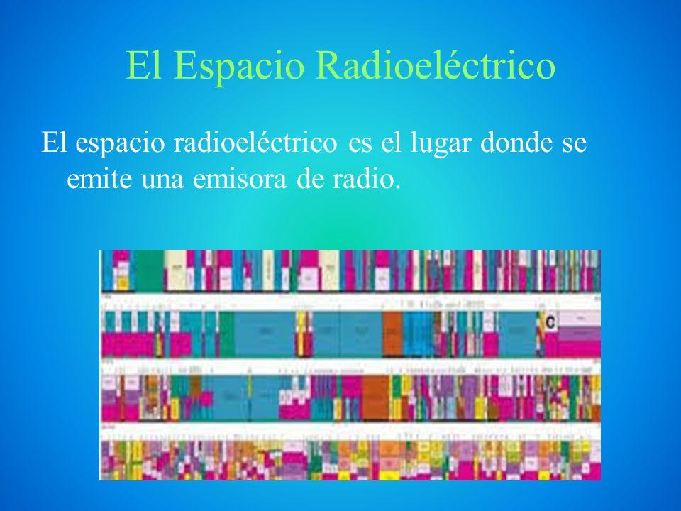 El Espacio Radioeléctrico