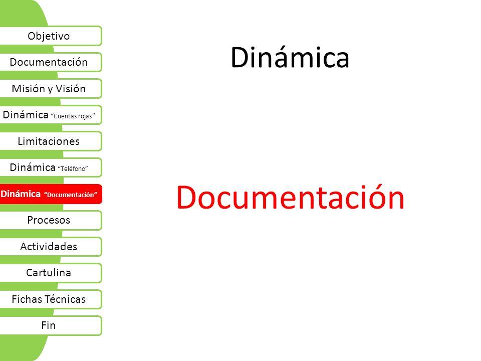 Dinámica Documentación