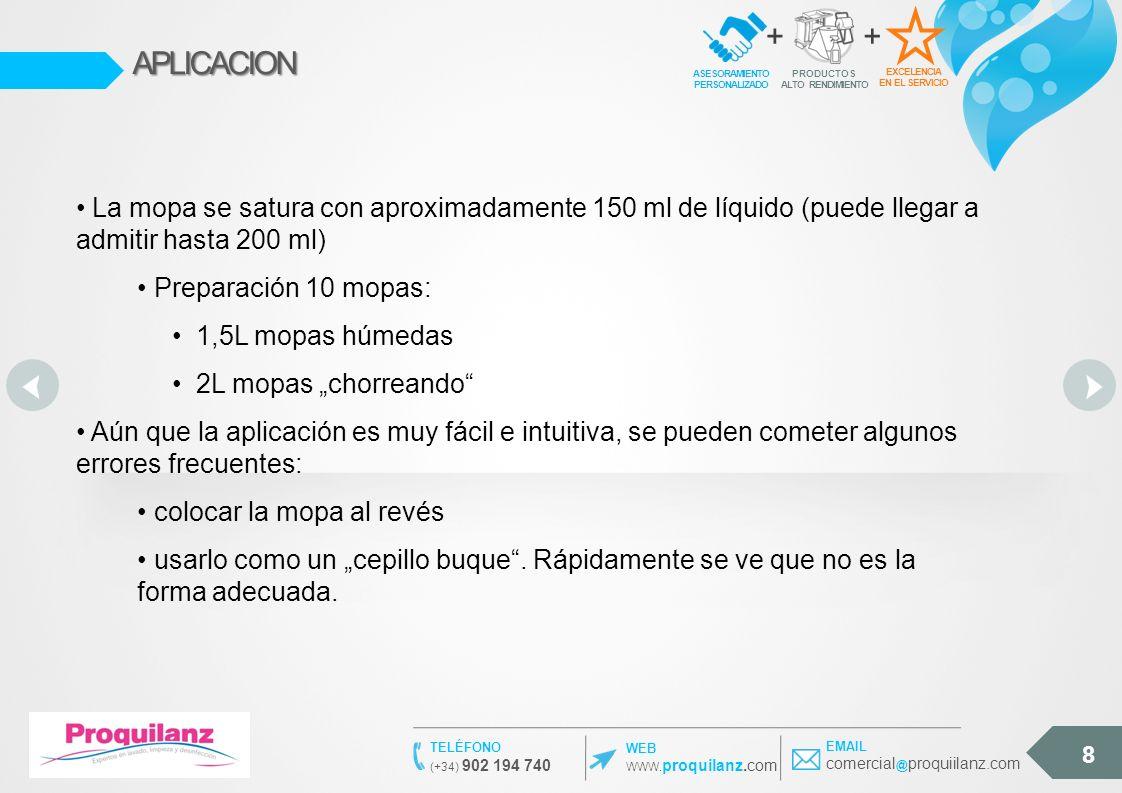 EXCELENCIA EN EL SERVICIO. ASESORAMIENTO. PERSONALIZADO. + PRODUCTOS. ALTO RENDIMIENTO. APLICACION.