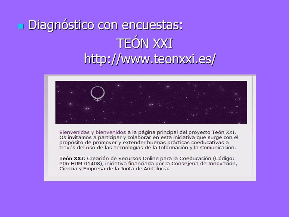 TEÓN XXI http://www.teonxxi.es/
