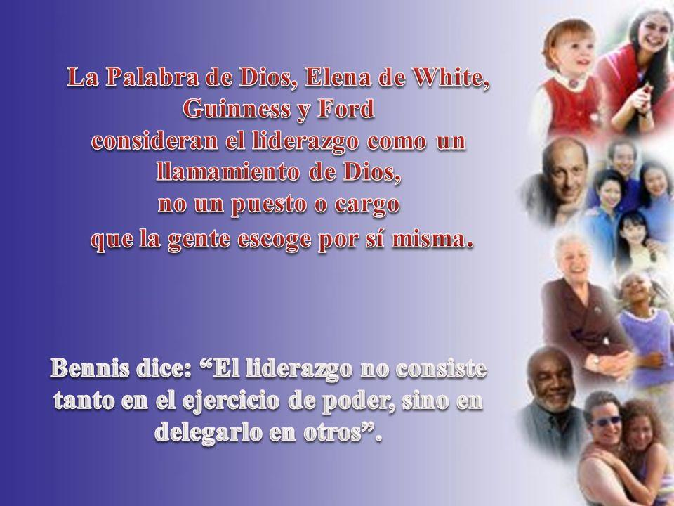 La Palabra de Dios, Elena de White, Guinness y Ford