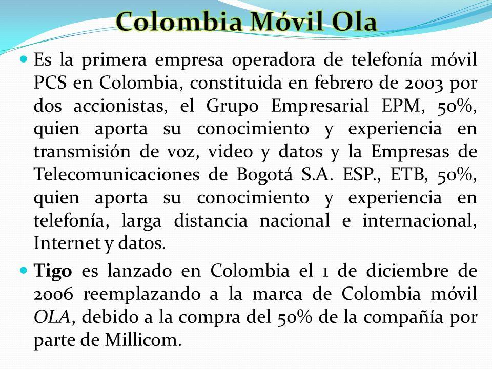 Colombia Móvil Ola