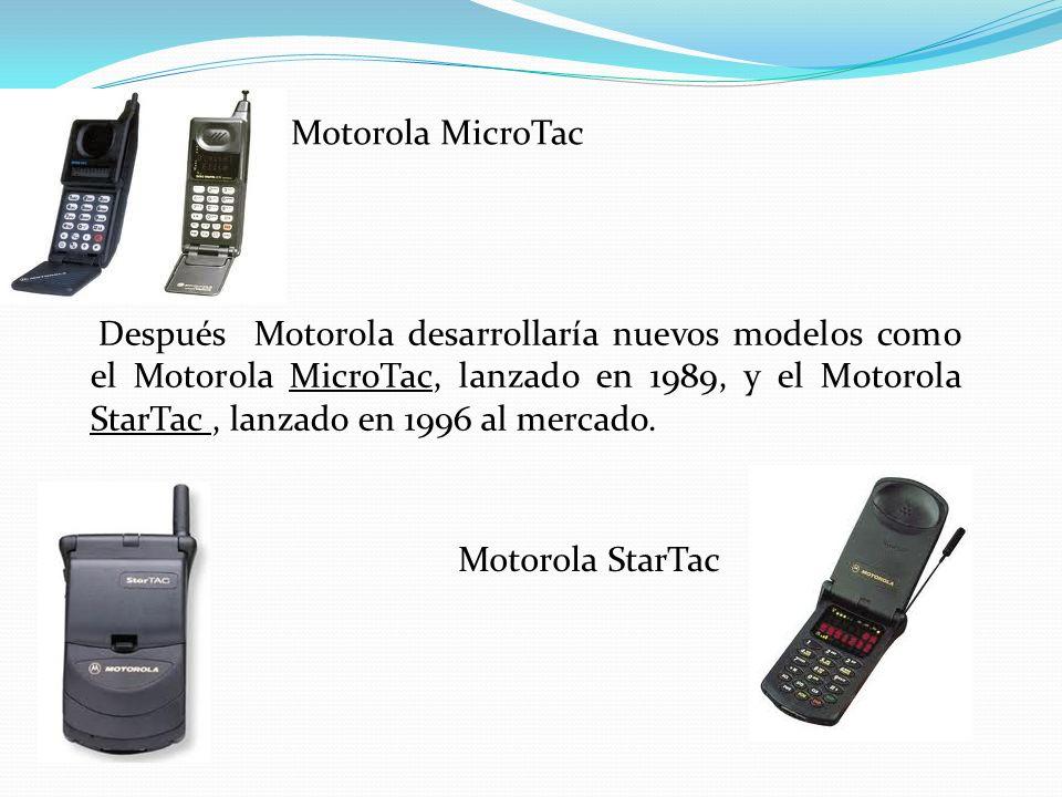 Motorola MicroTac Motorola StarTac