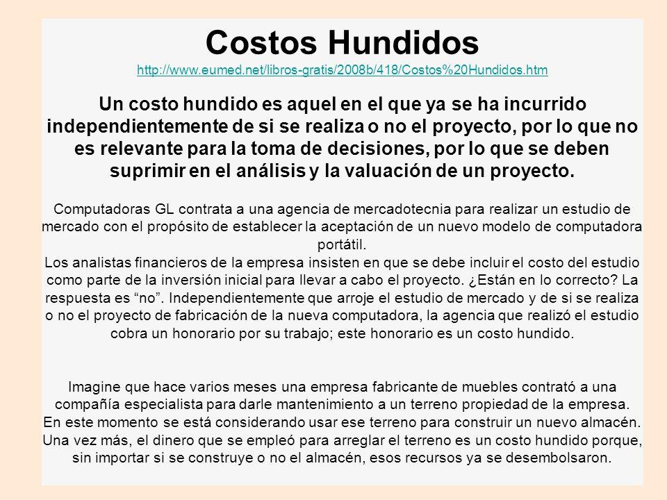 Costos Hundidos http://www.eumed.net/libros-gratis/2008b/418/Costos%20Hundidos.htm.