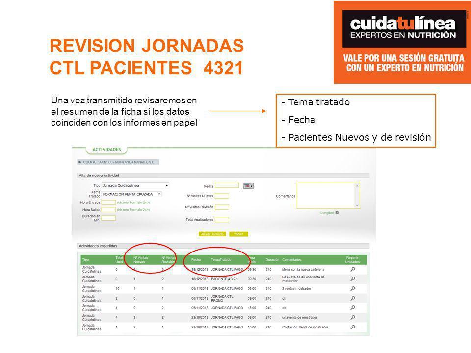 REVISION JORNADAS CTL PACIENTES 4321