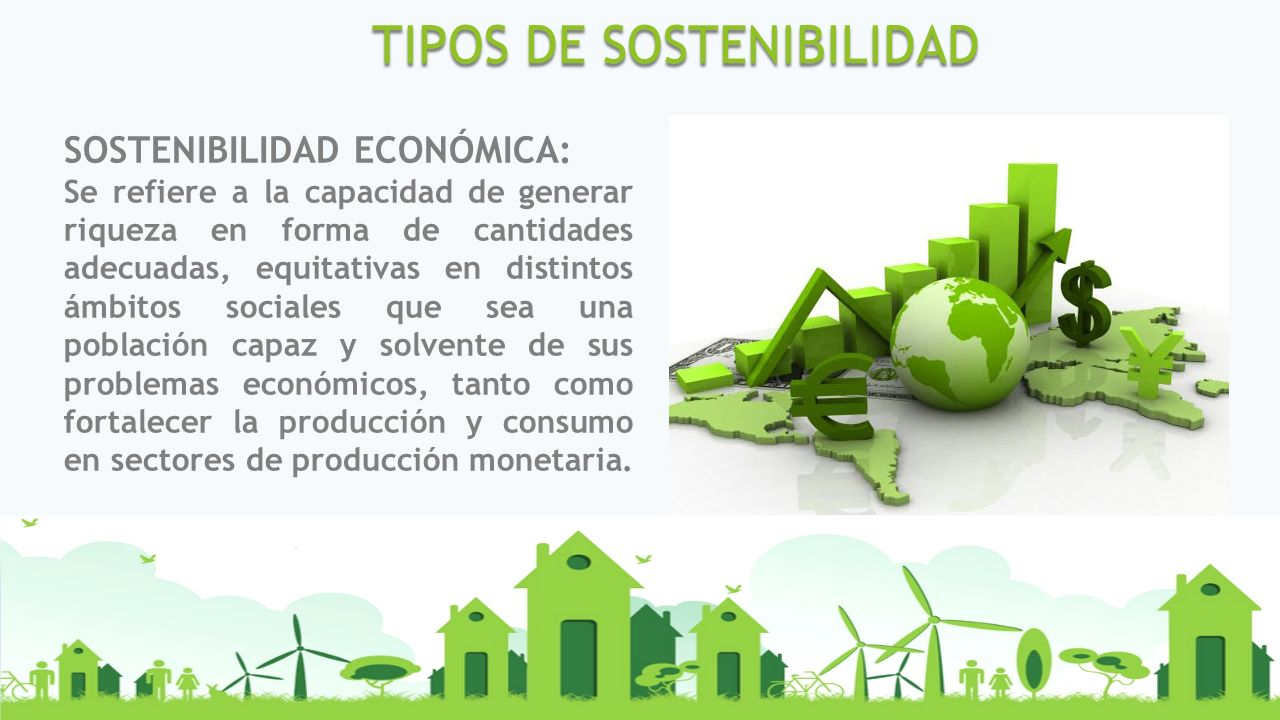 Desarrollo sustentable ppt descargar - Tipos de calefaccion economica ...