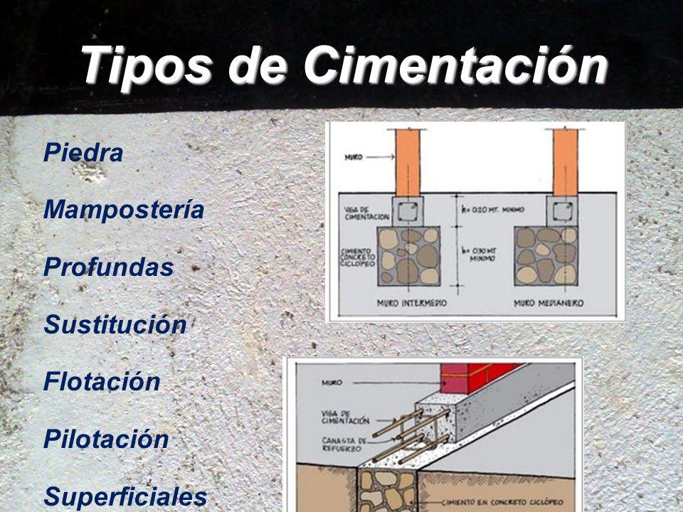 Ing magno chaparro salas ppt descargar - Tipos de mamposteria de piedra ...