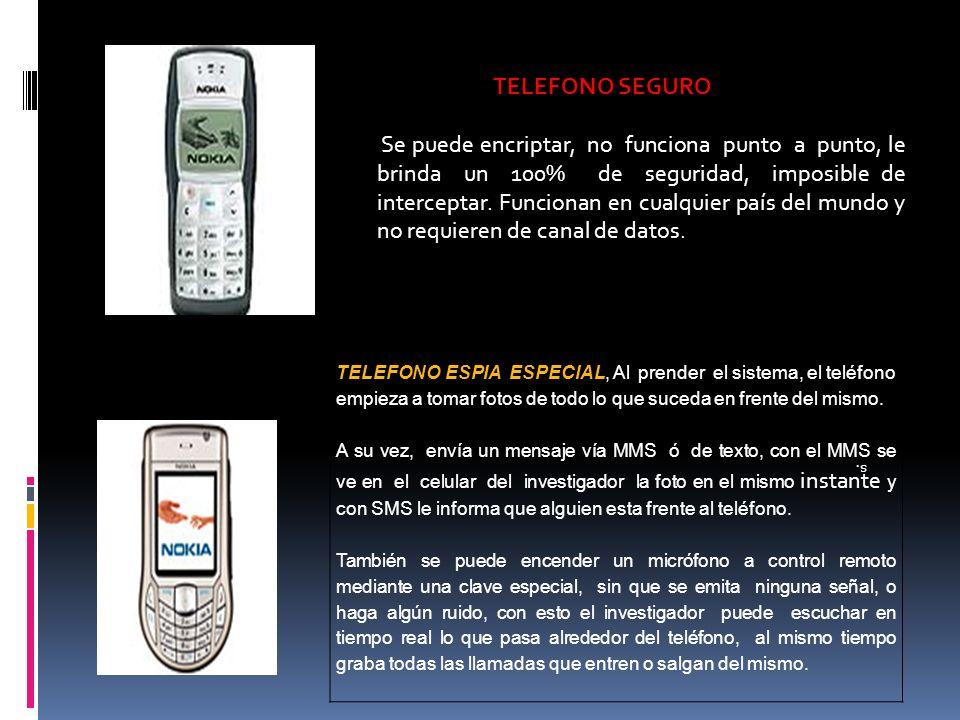 TELEFONO SEGURO