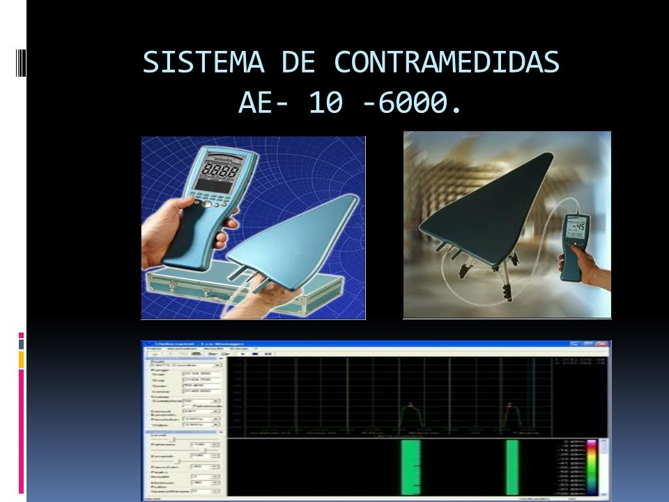 SISTEMA DE CONTRAMEDIDAS AE- 10 -6000.