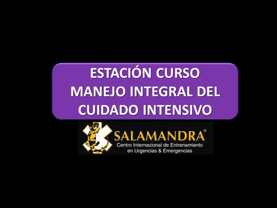 MANEJO INTEGRAL DEL CUIDADO INTENSIVO