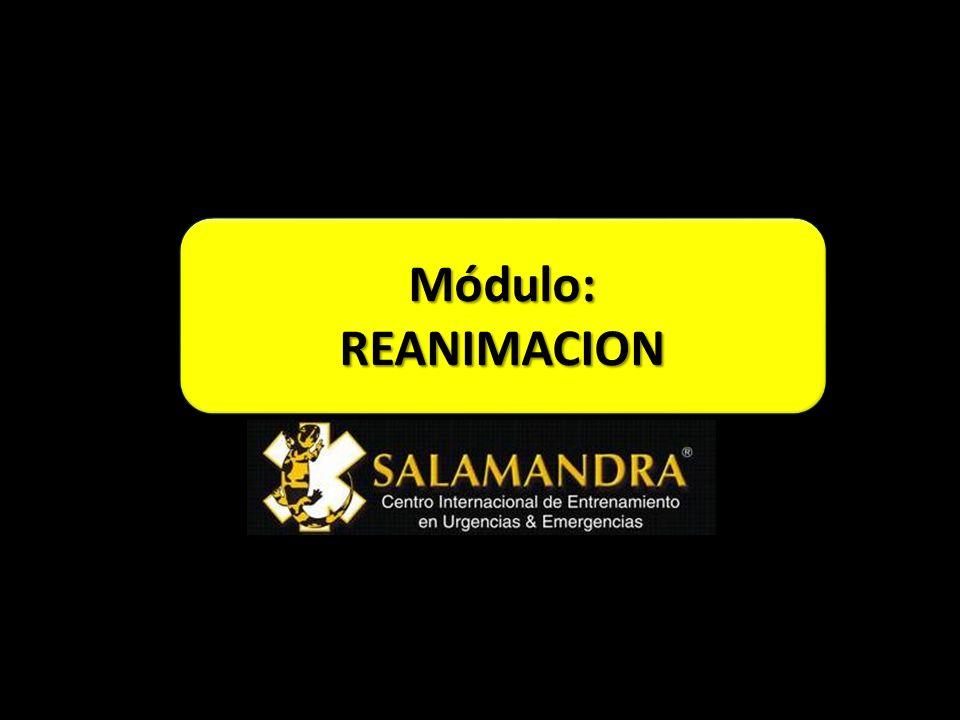 Módulo: REANIMACION