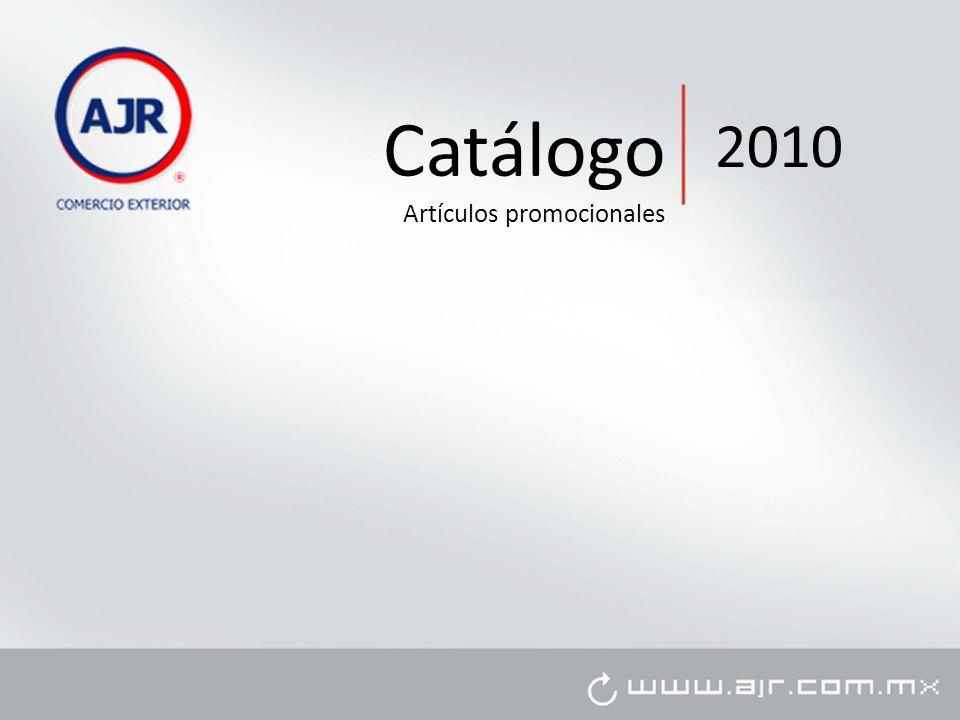 Catálogo Artículos promocionales 2010