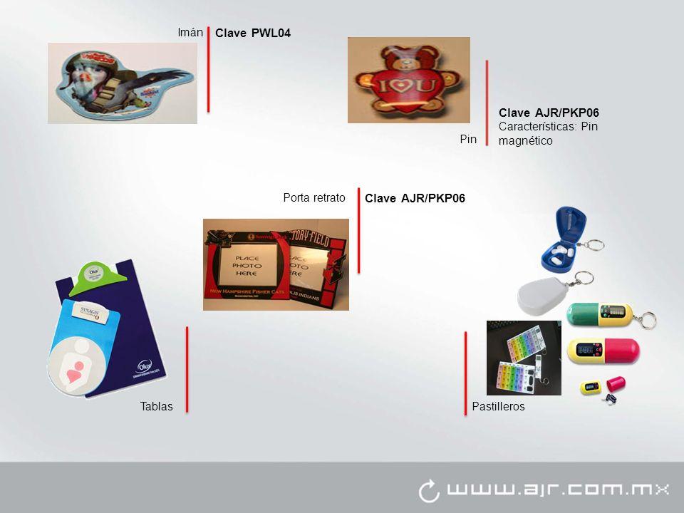 Clave PWL04 Clave AJR/PKP06 Clave AJR/PKP06 Imán