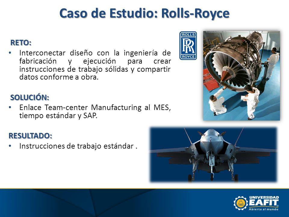 Caso de Estudio: Rolls-Royce