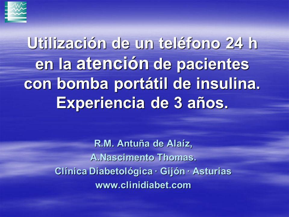 Clínica Diabetológica · Gijón · Asturias